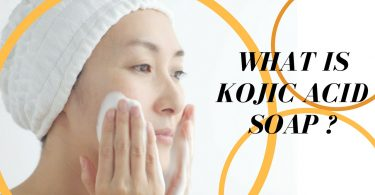 What is Kojic Acid soap