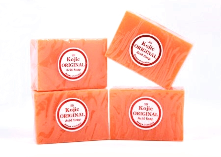 Kojic acid soap original